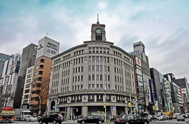 資産承継を見据えた、資産管理会社設立と運営サポート(H銀座ビル)